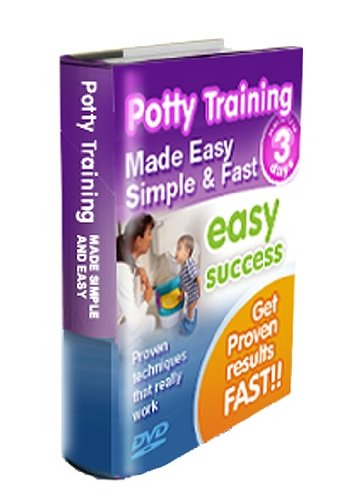 Potty Training made easy, simple & Fast